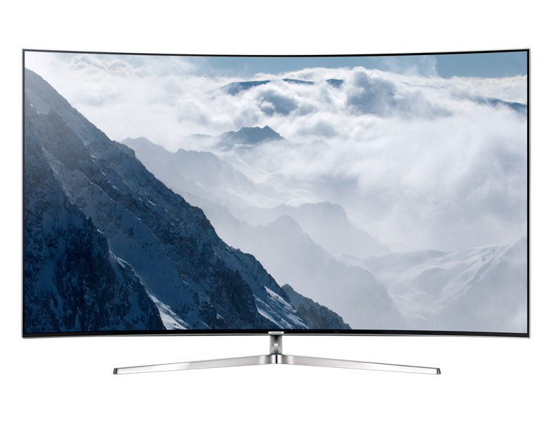 "Samsung Curved 65"" SUHD LED TV"