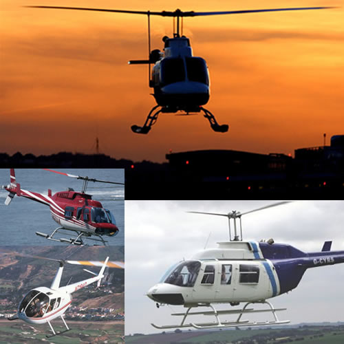 Helicopter Flights and Tours, Cape Town.