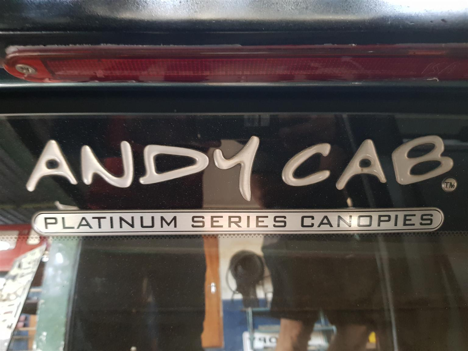 New Andycab stock arrived