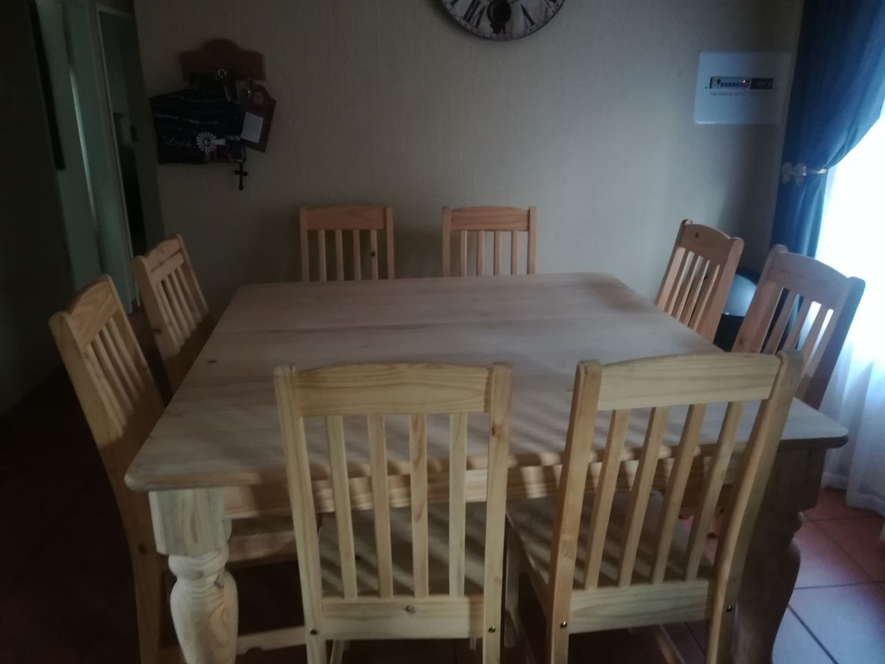 R 6 000 For Sale Brand New 8 Seater Dining Room