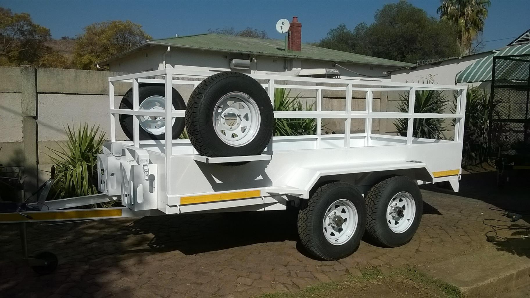 Trailers custom Built from R15600