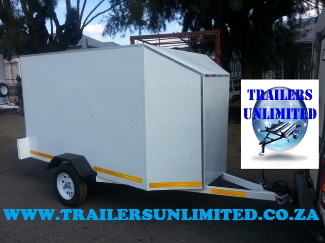 Box Body Trailer