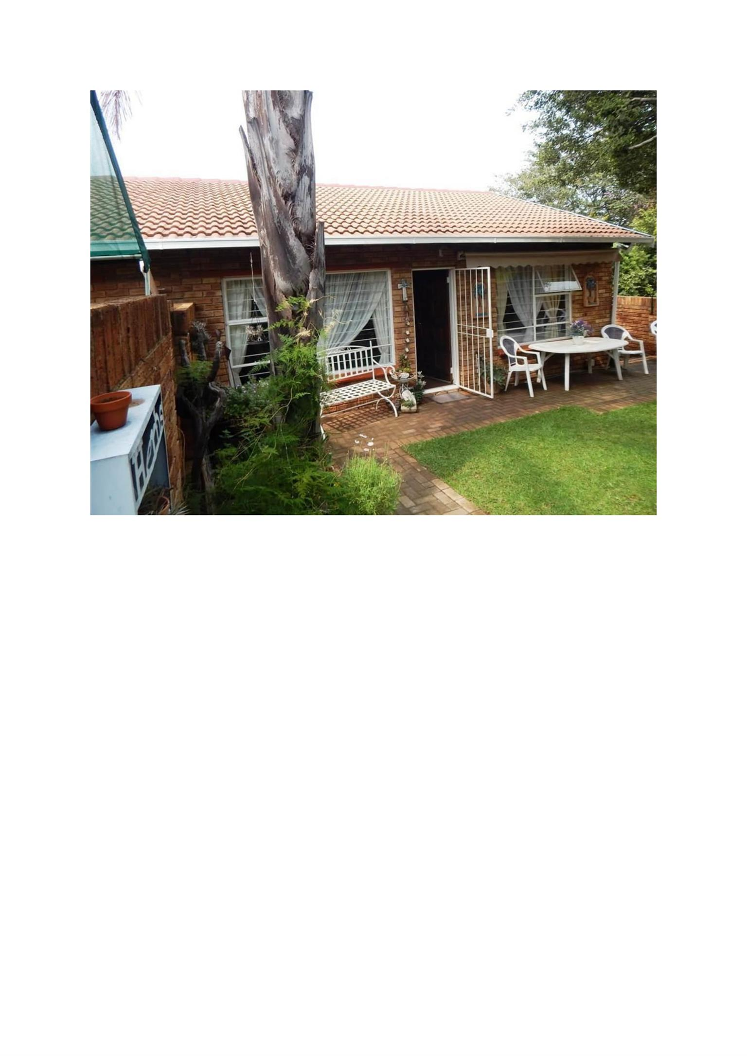 To rent Townhouse in Rangeview