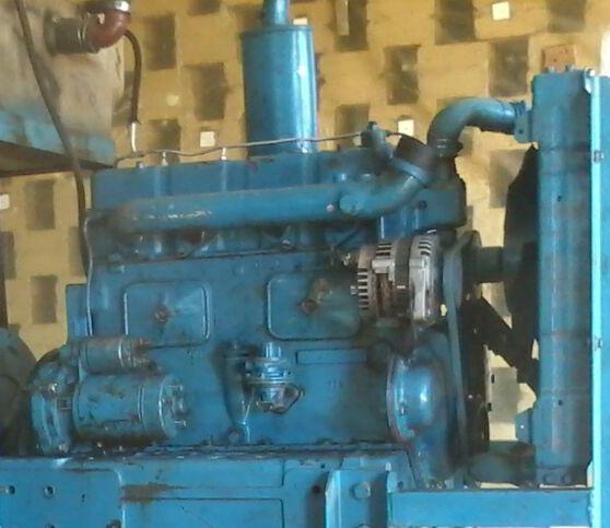 David Brown Tractor Engine