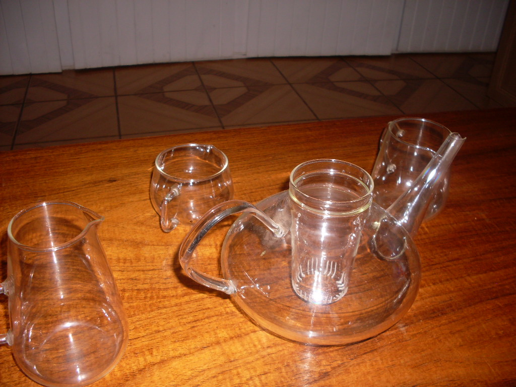 jennaware tea set