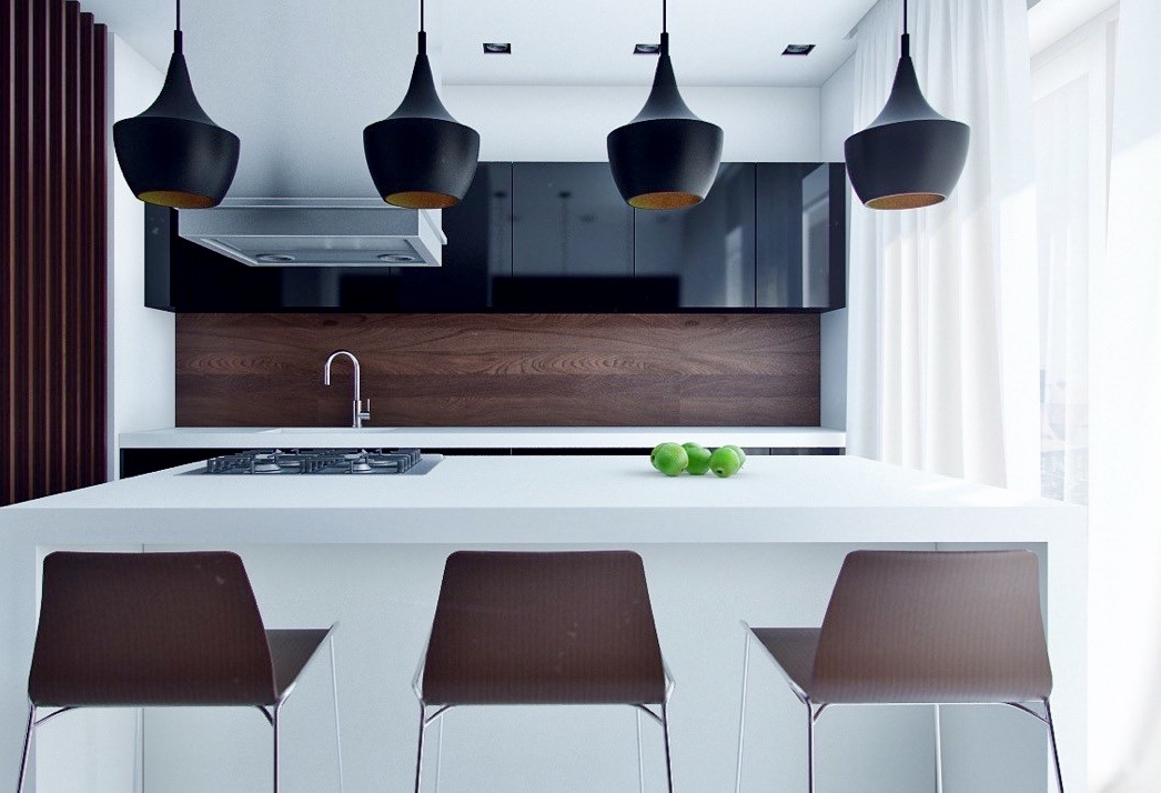 Pendant Lights - Stylish and modern kitchen/living room lighting