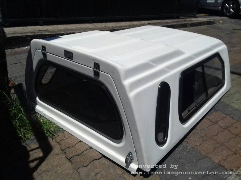 VW Caddy Hiline White CrestRider Canopy For Sale+