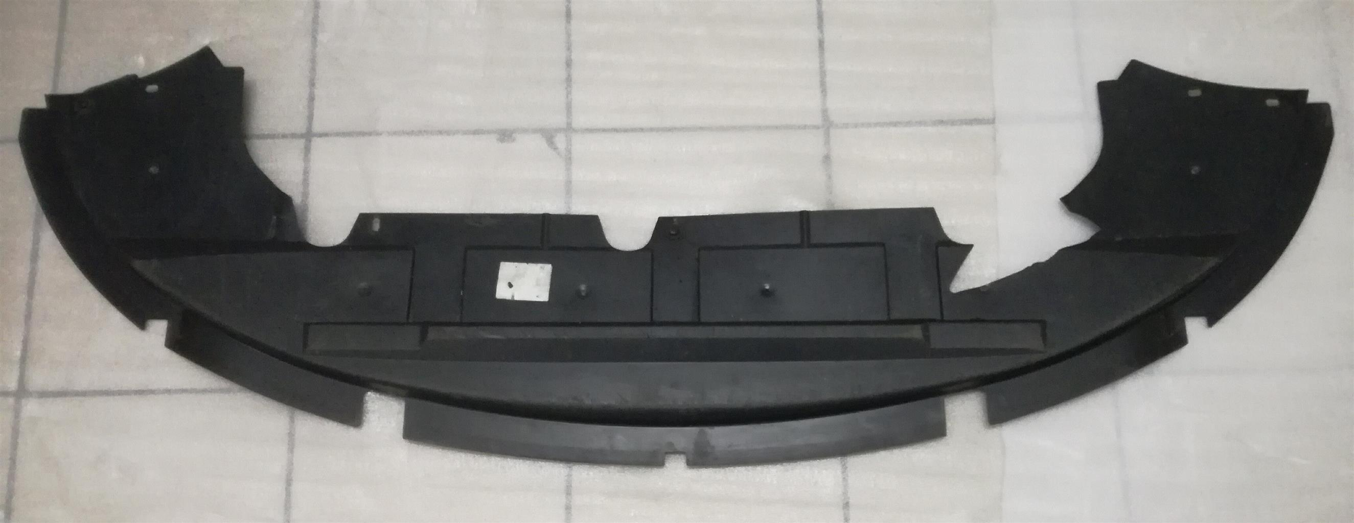 Ford Focus ST 2009 Front Bumper Spoiler Lower