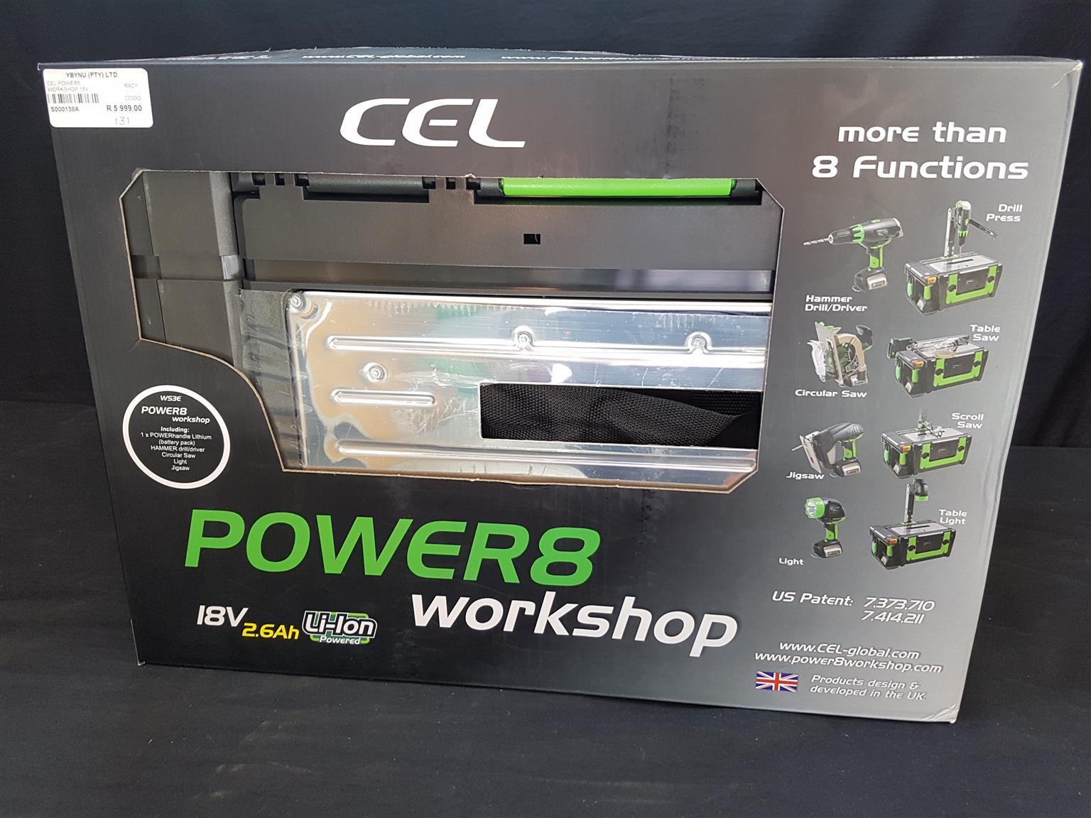 power 8 workshop