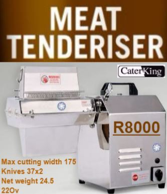 ELECTRIC MEAT TENDERISER
