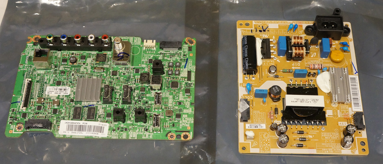 TV Motherboards