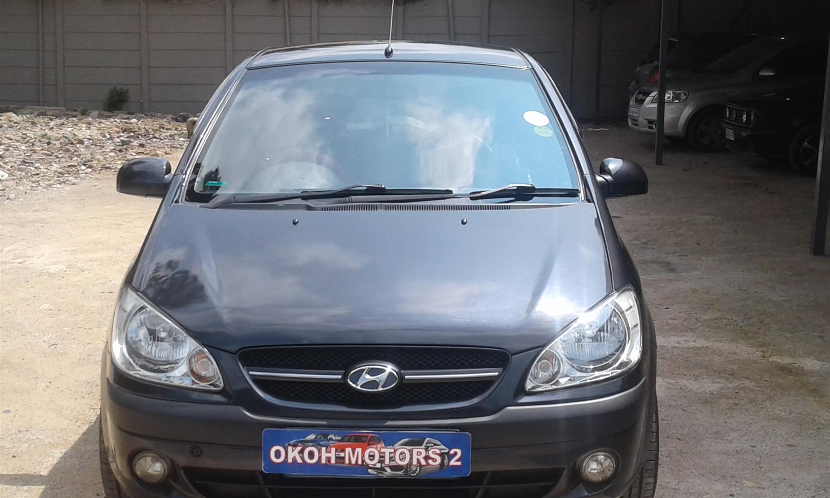 2010 Hyundai Getz 1.6 GL high spec