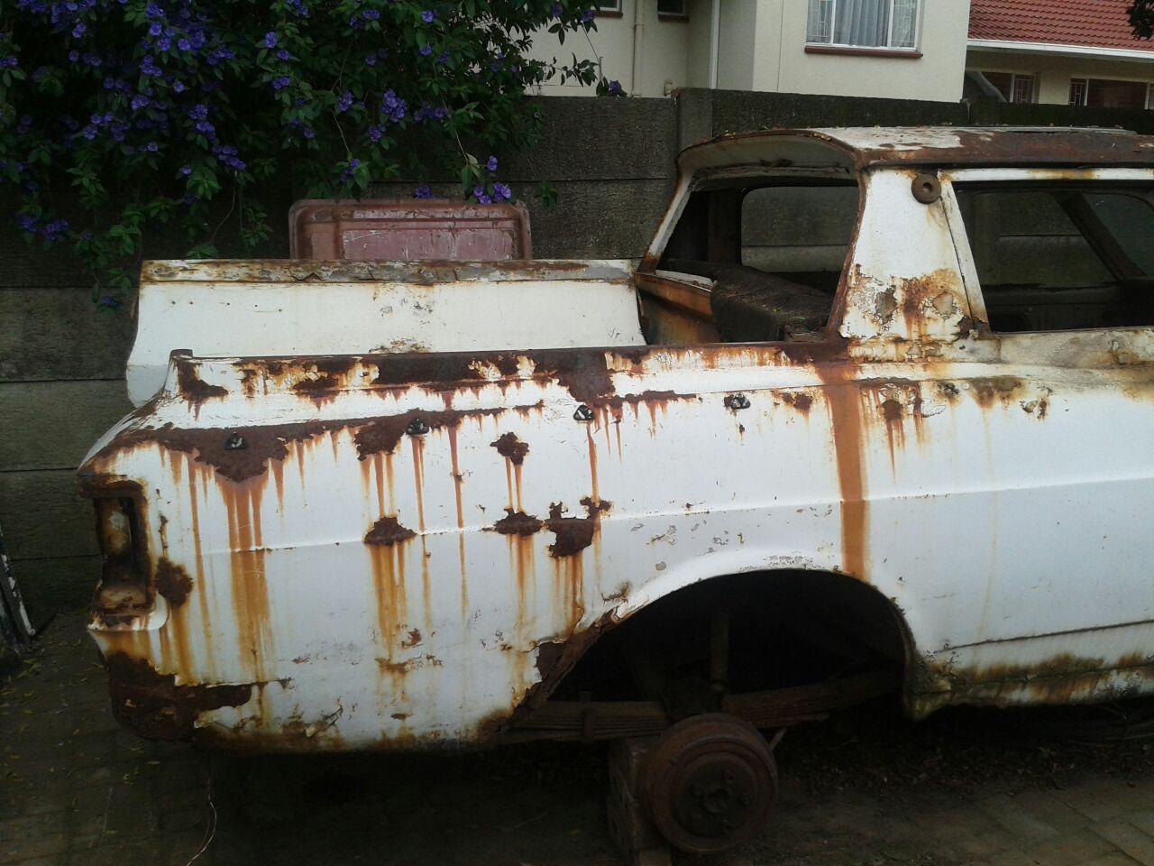 Ford Ranchero Spares