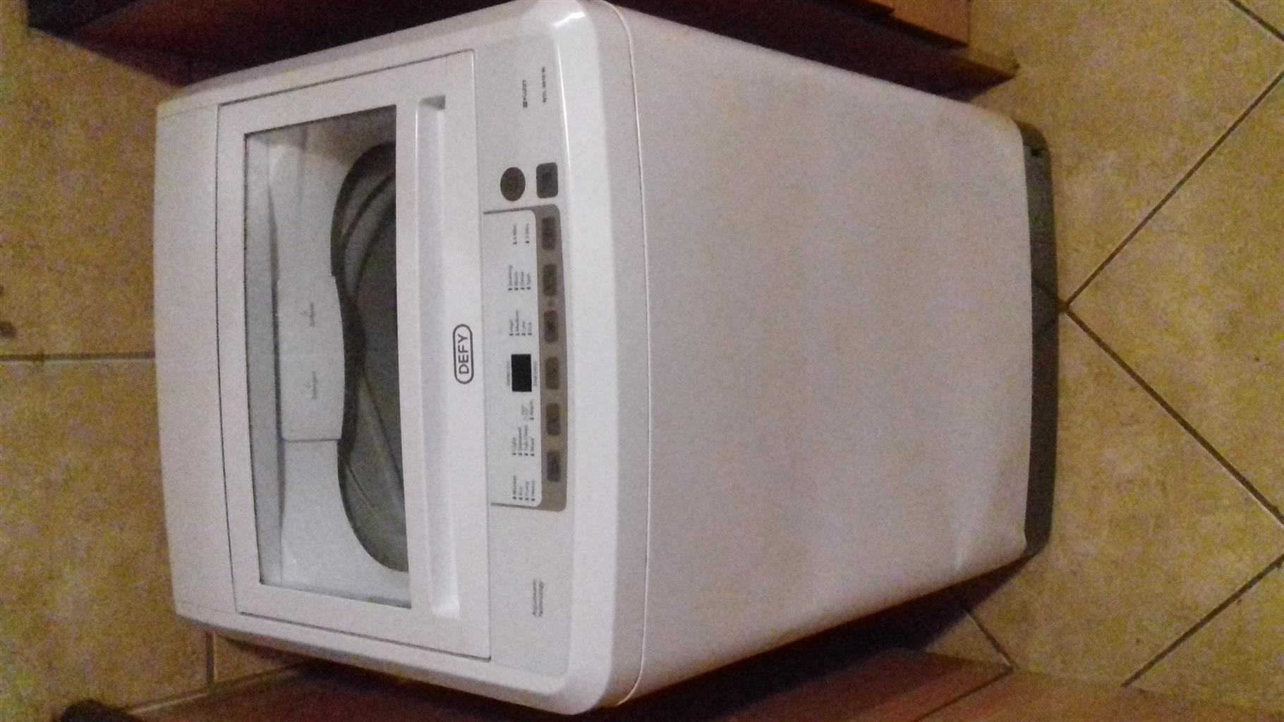 Defy 8kg Stainless steel drum washing machine for sale