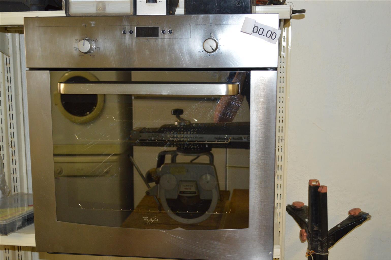 Whirlpool Oven 230V -50hz.