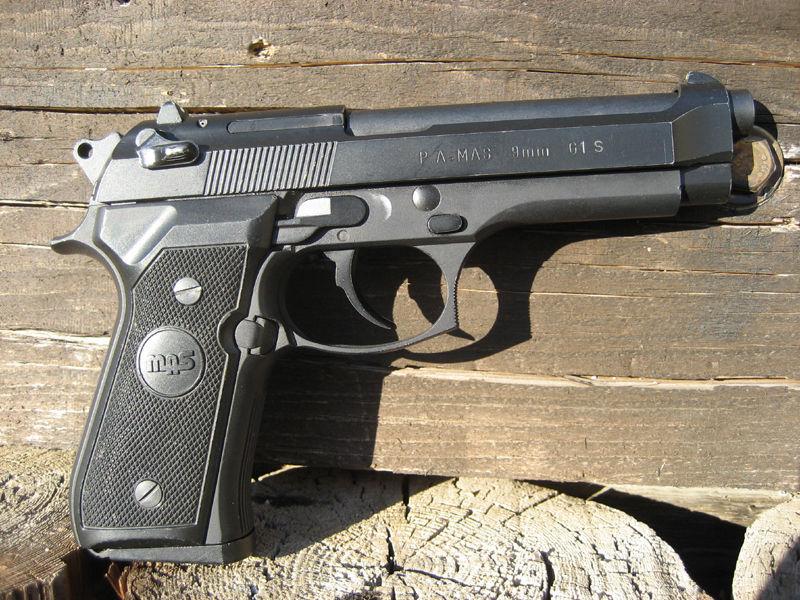parabullem c288 9mm