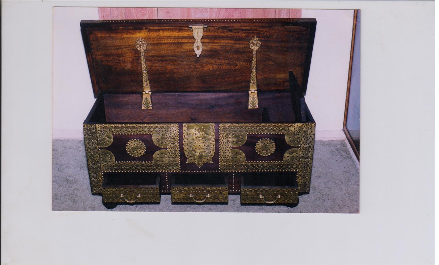 Zanzibar Treasure Chests