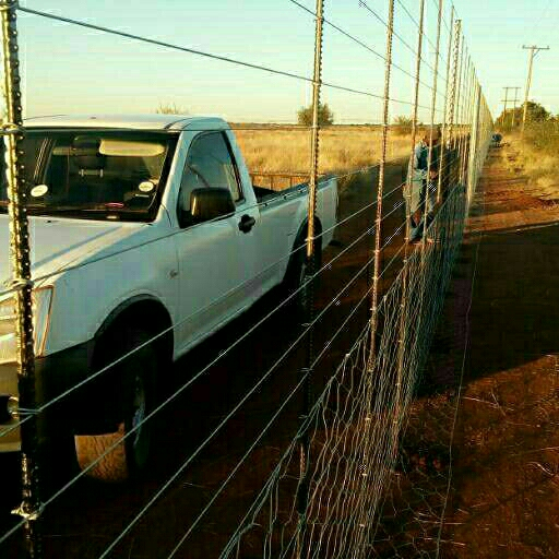 game fencing  2,4 is 18rand per mete we all types for wood and sizes