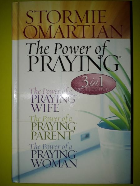 The Power Of Praying - 3 In 1 Collection - Stormie Omartian.