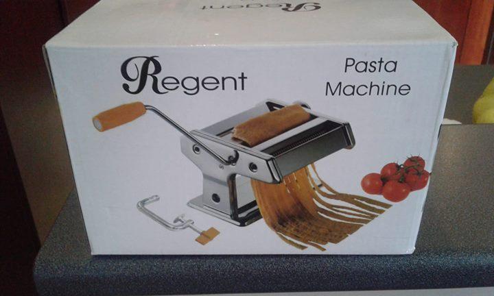 Regent Pasta Machine