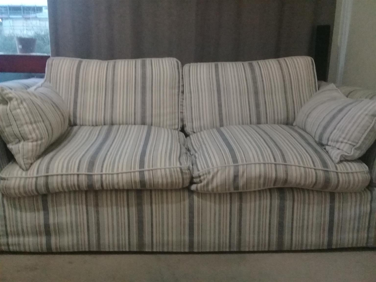 CoriCraft Slip Covered 2 seater Couch