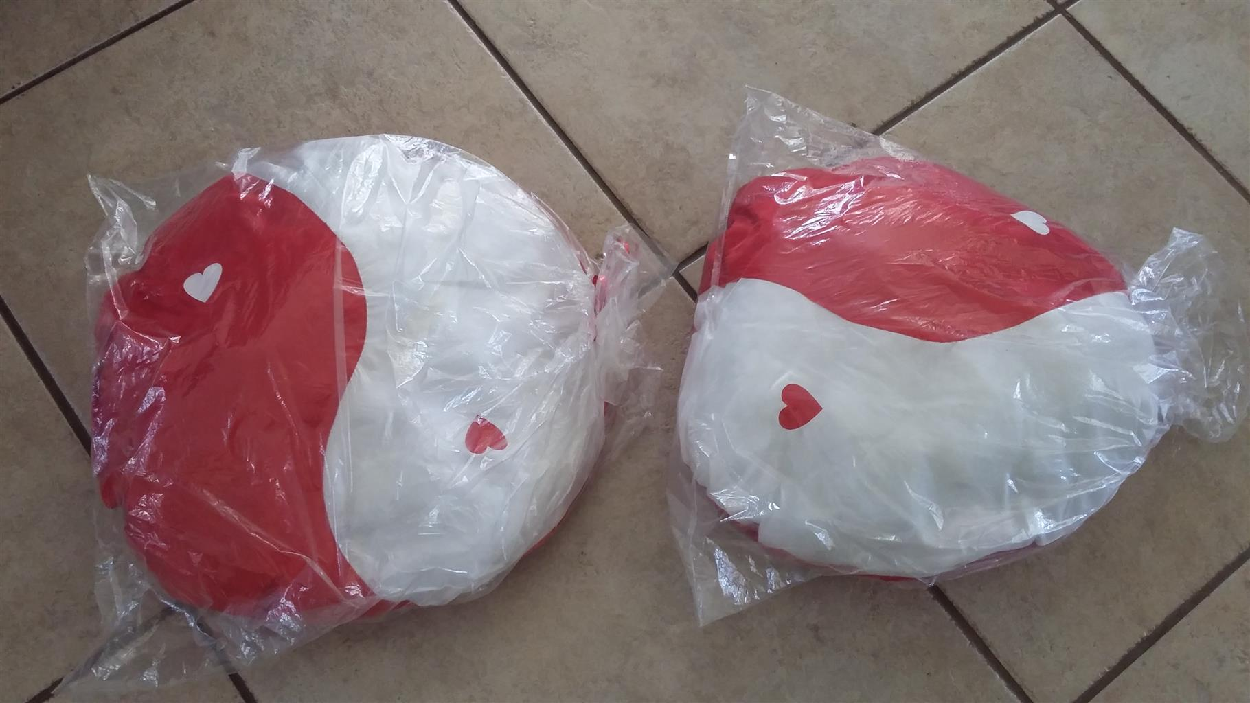 New  cushions for sale