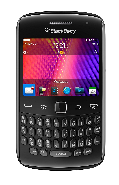 Black Berry Curve 9360