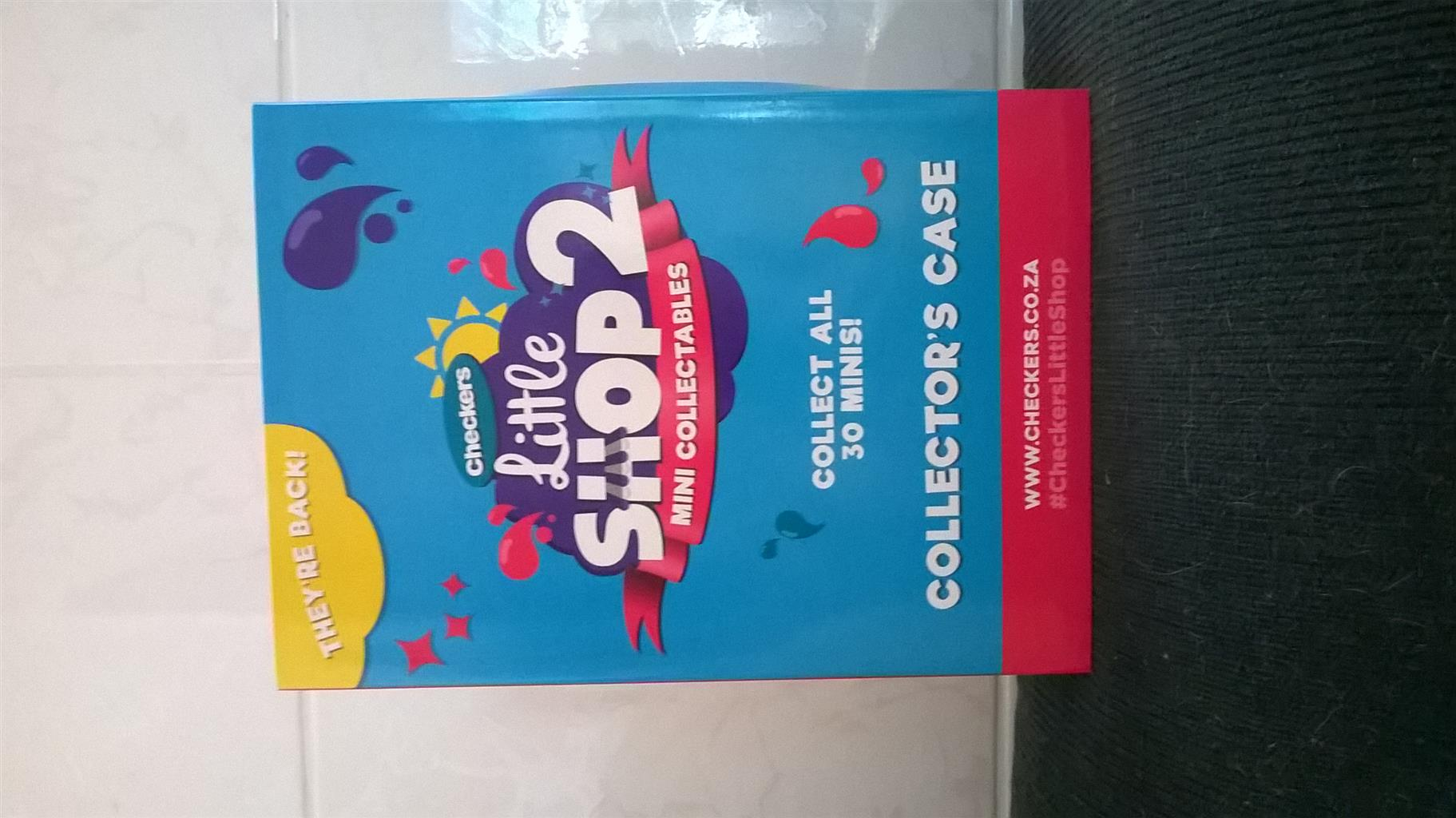 checkers little shop2 mini collectable booklets for sale