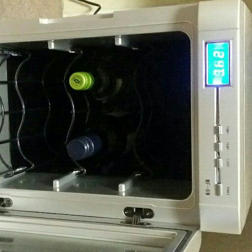 Wine cooler & wine rack