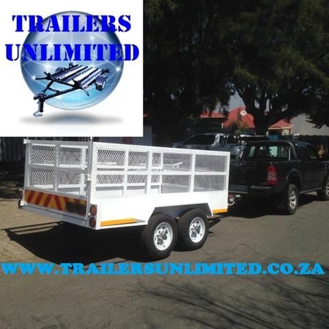 UTILITY TRAILERS 3400 X 1700 X 1000