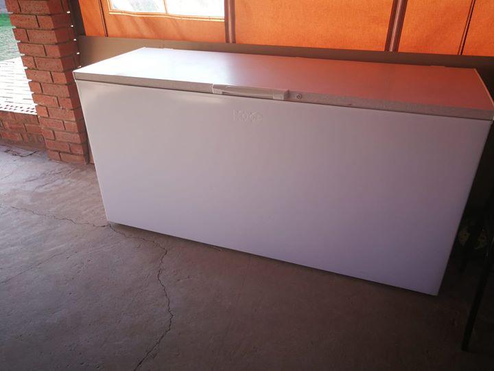 KIC 570L chest freezer te koop.