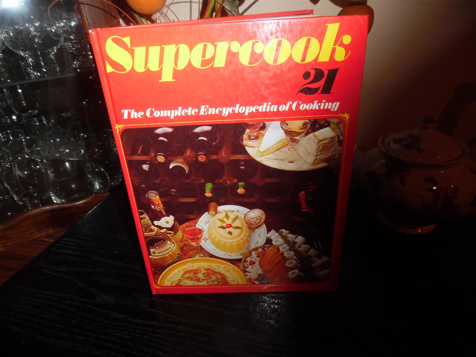 Superrcook cookery books