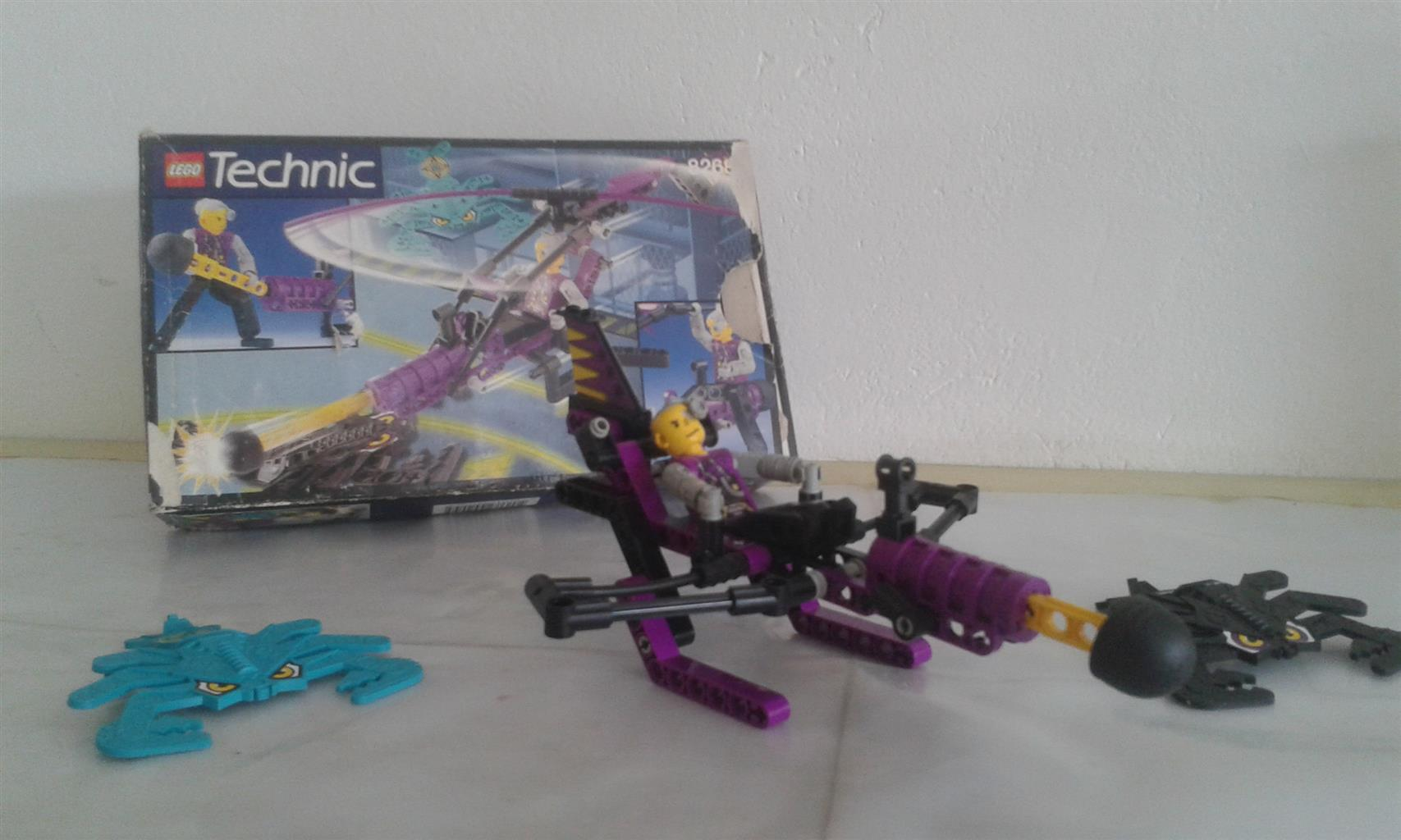 Old Lego Technic Set 6268 for sale