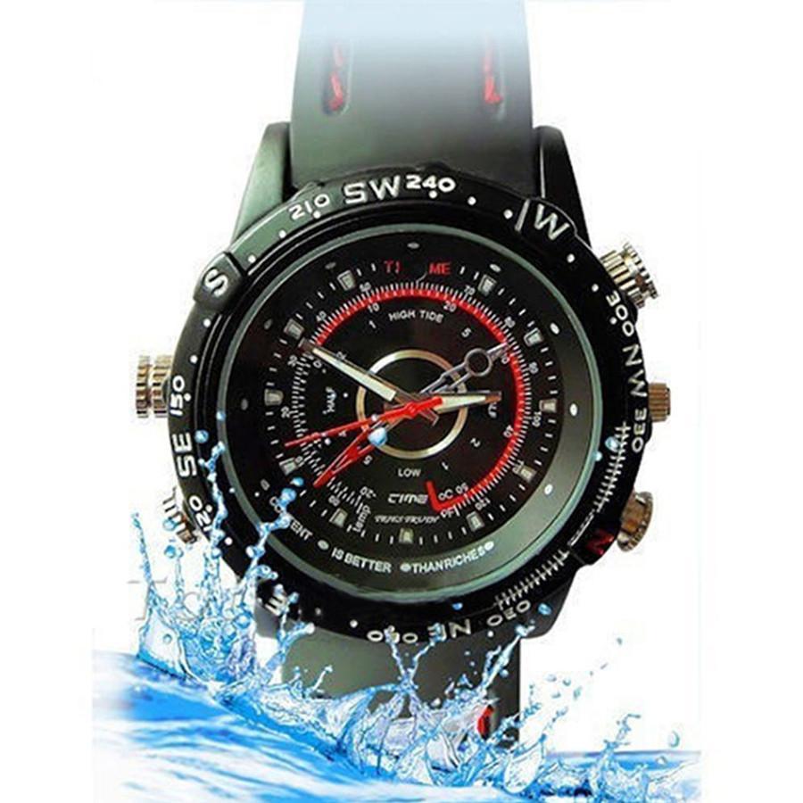 Wrist Watch 4GB Mini Video Camera, Camcorder
