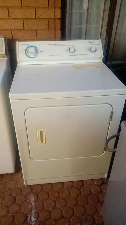 Whirlpool tumble dryer