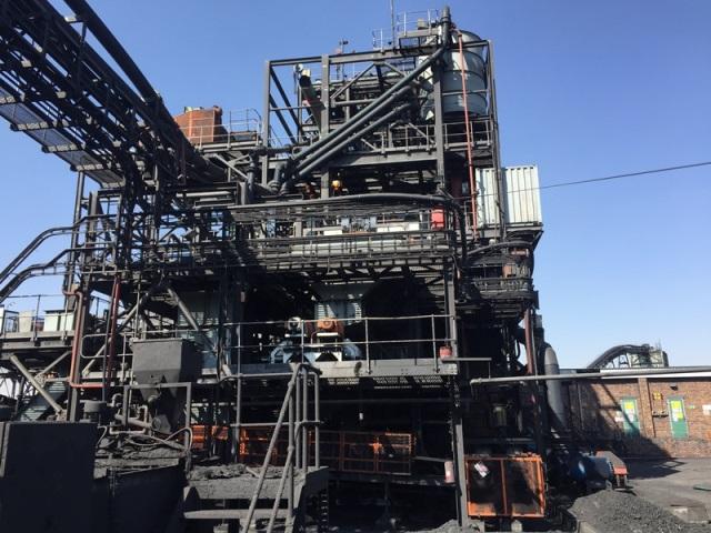 Exxaro Leeuwpan - Private Treaty - 2005 DRA designed 550ton/hour BME BATAC coal jig plant