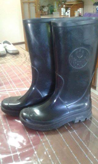 nuwe boots nr 6