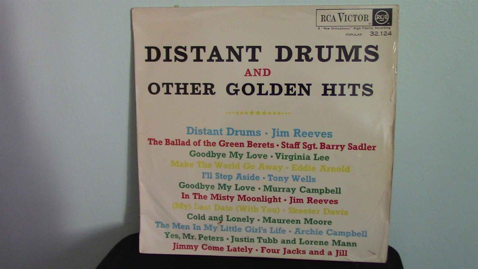 Vinyl Longplay Records (11 - 21)