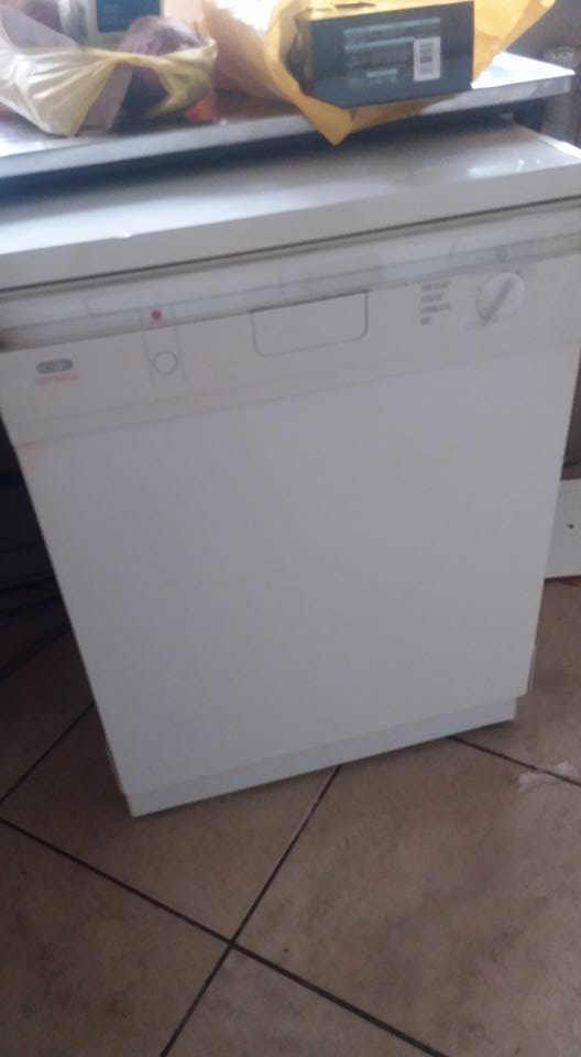defy dishwasher