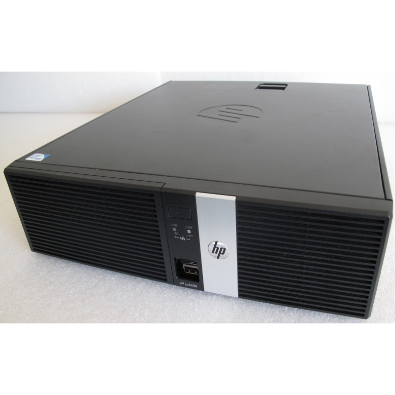 HP rp5800 desktop - DT - Core i5 2400 3.1 GHz - 4 GB - 500 GB-intel graphics