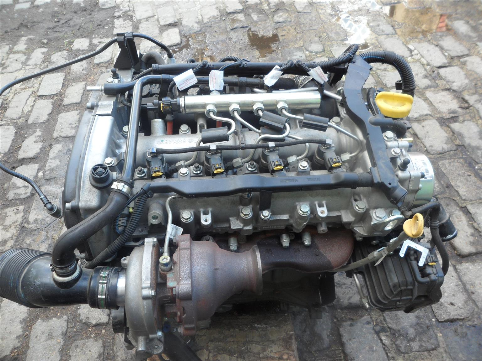 fiat/alfa 1.9 jtd engine for sale