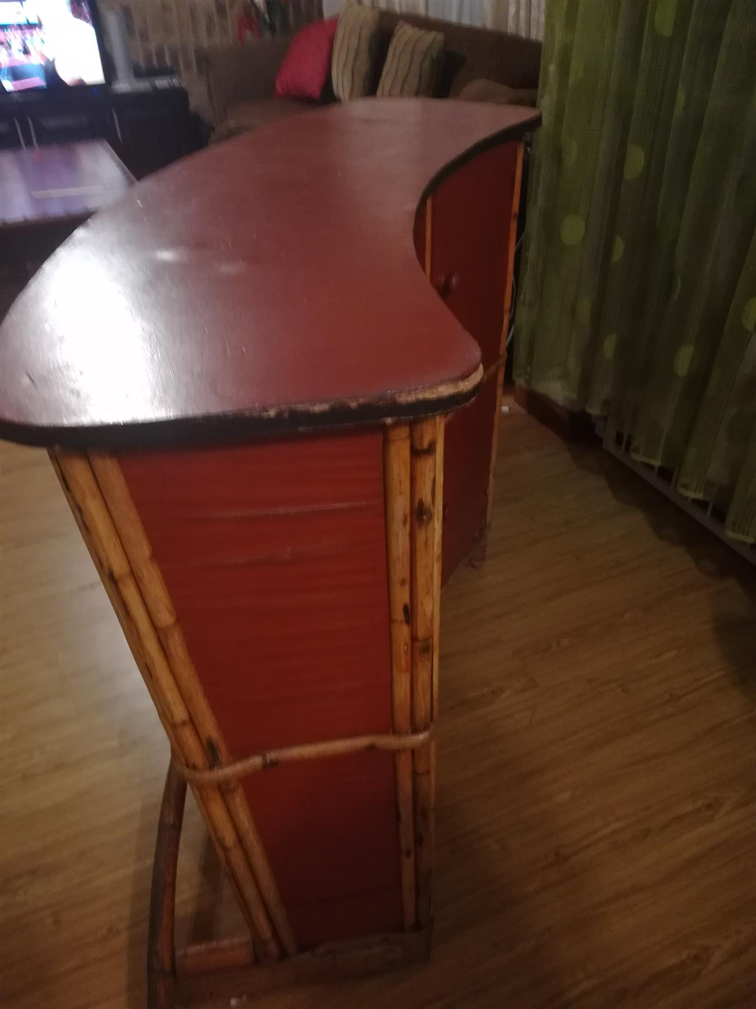 Rottang Bar for Sale
