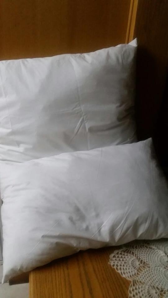 Slaap kussing wat met hypoallergenic stoppels