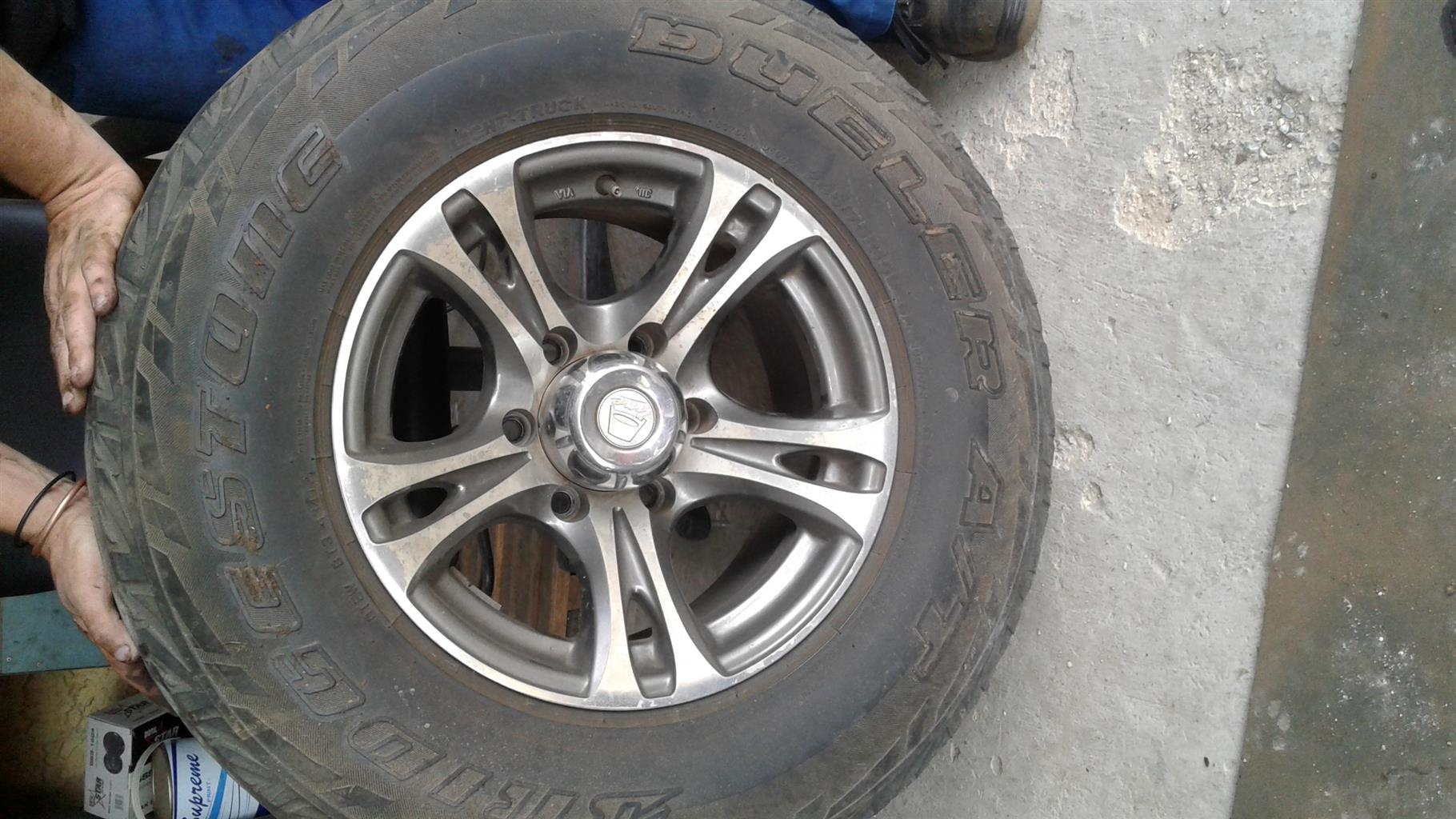 on transit faroutride ford tires bf goodrich upgrade larger clearance