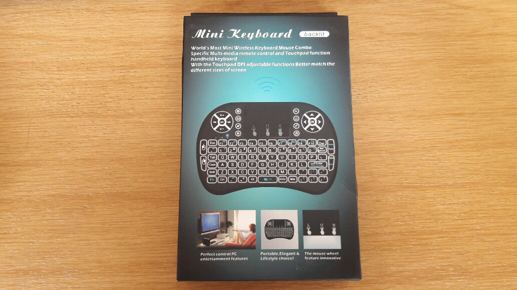 Mini Keyboard (mouse)