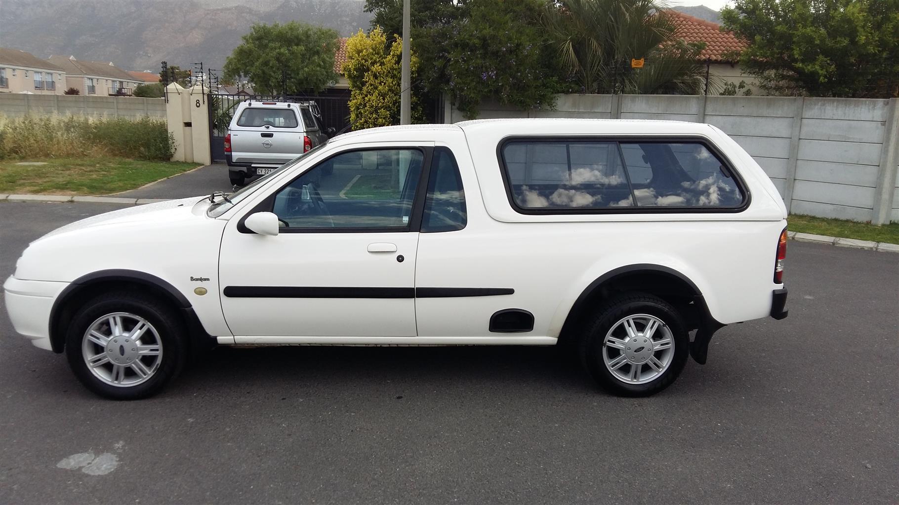 2007 Ford Bantam 1.6i XLE