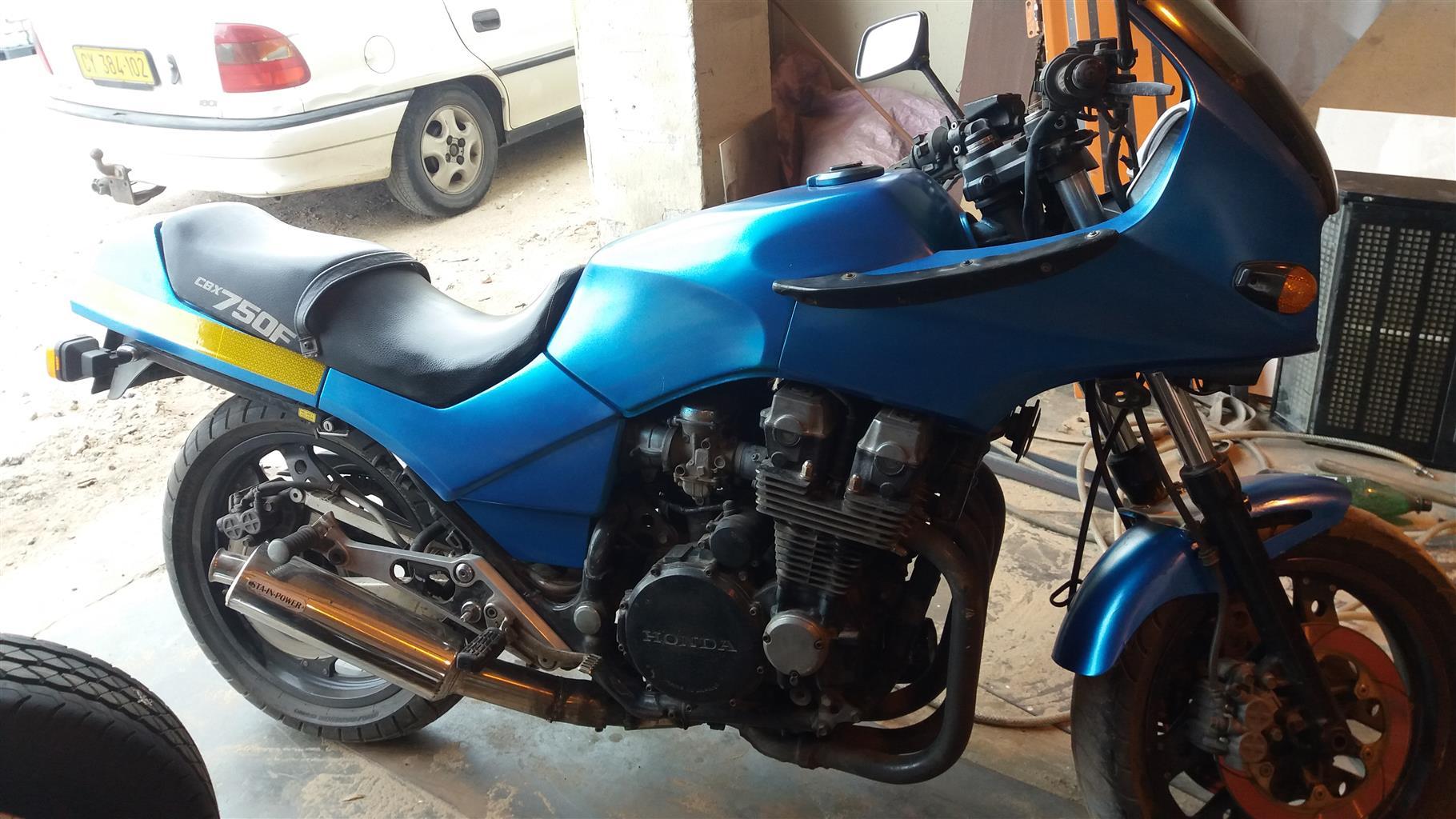 1998 Honda CBX