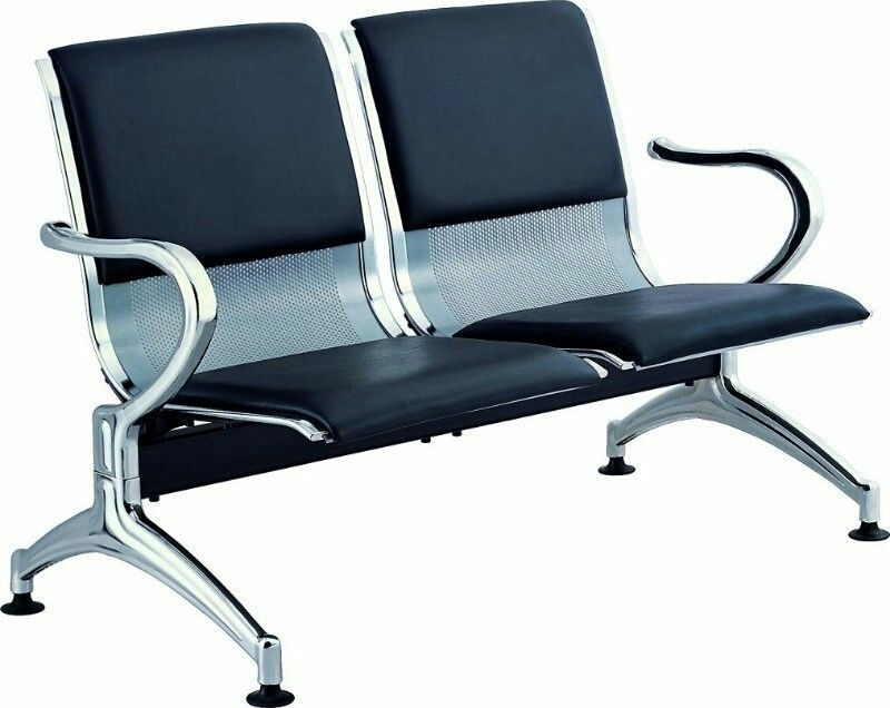 Airport chairs for public seating *unassembled*
