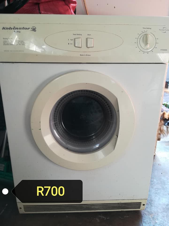 Kelvintator tumble dryer
