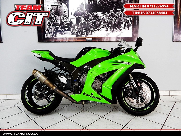 2014 Kawasaki Ninja ZX10-R ABS WSB | Junk Mail